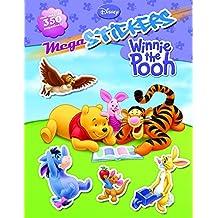 Winnie the Pooh. Megastickers (Disney. Winnie the Pooh)