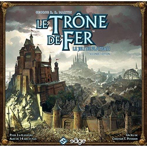 Asmodee - FFVA65 - Le Trône de Fer Seconde Edition