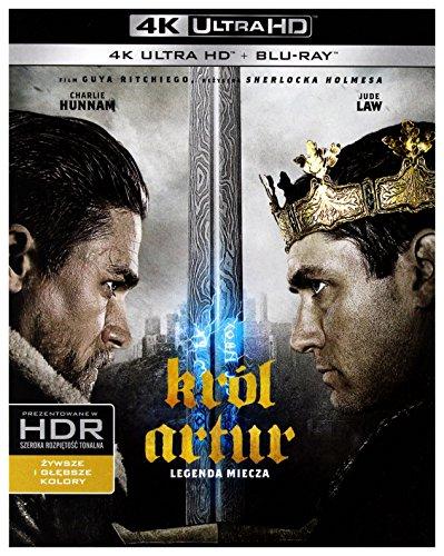King Arthur: Legend of the Sword [Blu-Ray] [Region B]