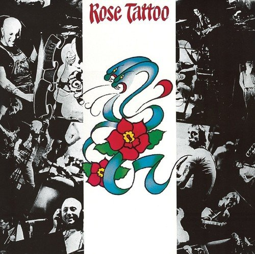 Rose Tattoo: Rose Tattoo-Digi/Reissue- (Audio CD)