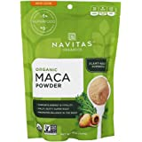Navitas Naturals, Organic, Maca Powder, Raw, 16 Oz (454g)