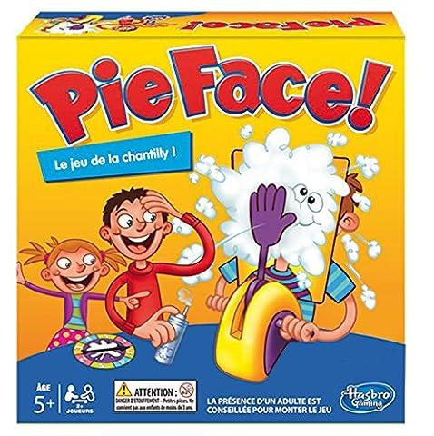Hasbro - B70631010 - Jeu d'Ambiance - Pie Face -