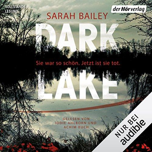 Buchseite und Rezensionen zu 'Dark Lake' von Sarah Bailey