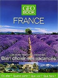 Bien choisir ses vacances en France : GéoBook