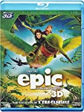 Epic - Il mondo segreto (3D+2D+DVD) [3D Blu-ray] [IT Import]