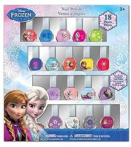 Frozen Disney Nail Polish 18 Pack