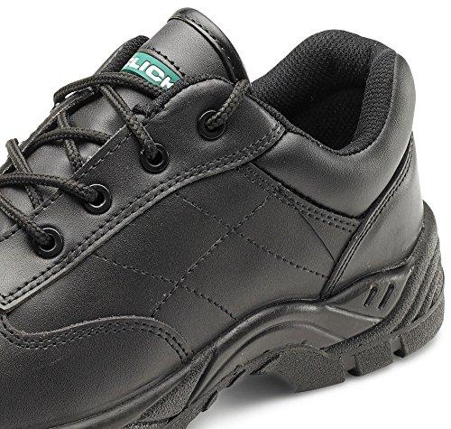 b-click Chaussures Chaussures de sécurité composite S1P Noir Noir