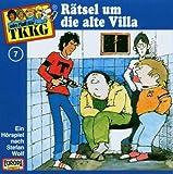 Tkkg - Folge 7: Raetsel um die alte Villa