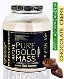 Best Pure Protein Weight Gainers - LifeRoots Native PURE GOLD MASS Protein Powder Chocolate Review