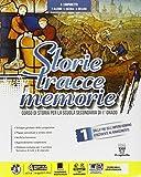 Storie tracce memorie. Con Storia antica-Competenze. Per la Scuola media. Con DVD-ROM. Con e-book. Con espansione online: 1