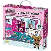 Lisciani Giochi – 77540 – Juego para niños Lol Surprise – Maletín para crear la moda , color/modelo surtido