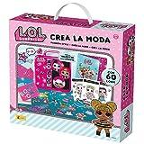 Lisciani Giochi - 77540 Gioco per Bambini LOL Surprise Valigetta Crea la Moda