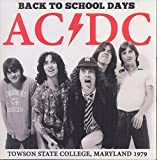 Back to School Day Towston College Radio Broadcast Maryland 1979