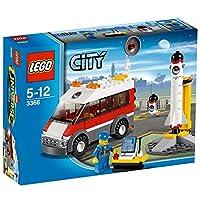 LEGO City 3366: Satellite Launch Pad