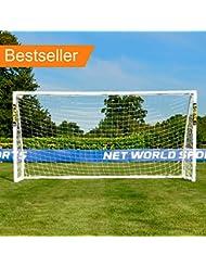 Vollständige Palette von FORZA Back Garden Fußball-Ziele - Locking und Match-Versionen [Net World Sports]