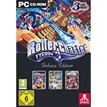 Rollercoaster Tycoon 3 - Deluxe Edition