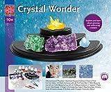 Kristalle züchten Riesen Experimentierpaket 1,9kg deutsch und 12 Mini Lupendosen von EDU-Toys