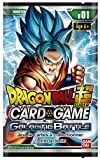 Booster serie 01 Dragon Ball Super Card Games jeu de carte à collectionner VF
