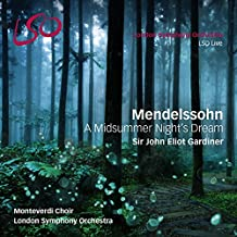 Mendelssohn / a Midsummer Night'S Dream