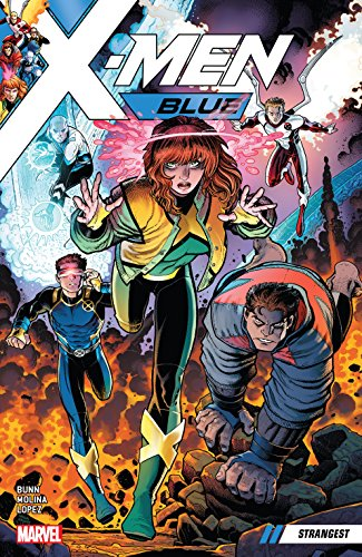 X-Men Blue Vol. 1: Strangest (X-Men Blue (2017-))
