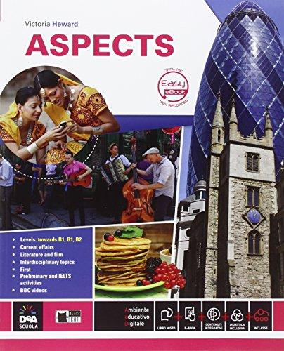 Aspects. Con espansione online. Per le Scuole superiori. Con DVD-ROM. Con e-book (Coursebook)