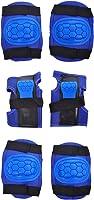 Xslide Koruyucu Set (Dizlik-Dirseklik-Bileklik), Mavi