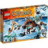 LEGO Legends of Chima 70143 - Sir Fangars Säbelzahn-Roboter - LEGO