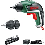 Bosch Home and Garden 06039A800U Bosch Atornillador IXO (5.ª generación, batería integrada de 3,6V, Accesorio de par de Giro