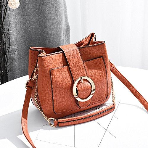 Umhängetaschen der neuen Herbst und Winter Fashion Trend Korea All-Match Crossbody Tasche Tasche Freizeit Tasche d