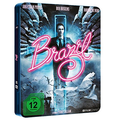 Brazil (Steel Edition / Artwork: Kreuz) [Blu-ray] [Limited Edition]