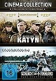Das Massaker von Katyn/Schlacht um Finnland (Cinema Collection) [2 DVDs]