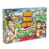 Hasbro Spiele 00032398 - Ohne Moos nix los!, Familienspiel -