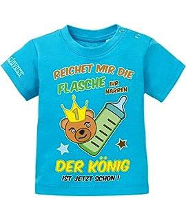 Boboli T-Shirt Glatt Gestrickt f/ür Baby Junge