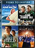 Abel's Field / The Might Macs / Soul Surfer / When the Game Stands Tall [Import italien]