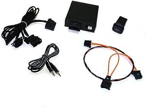 Aux Adapter Für Audi Mit Mmi 2g Navigationssystemen Elektronik