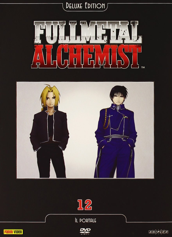 Fullmetal alchemist(deluxe edition)Volume12