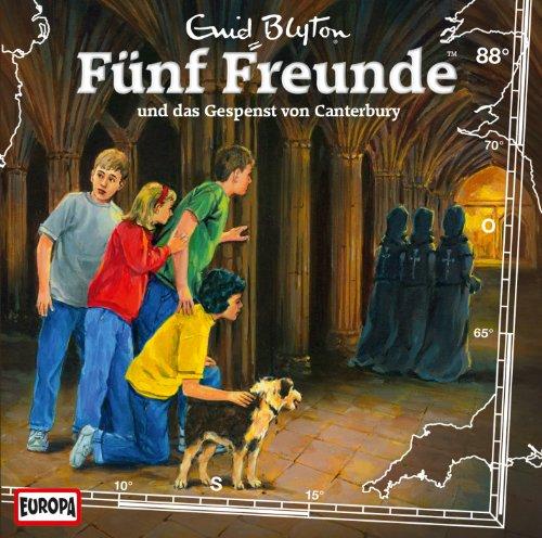 Freunde Galerie (Fünf Freunde, Folge 88: Und das Gespenst von Canterbury)