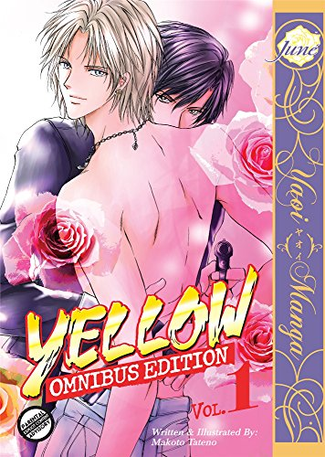 Yellow Omnibus Edition Vol. 1 (Yaoi Manga) -Part 1 of 2- (English Edition)