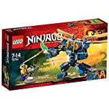 LEGO Ninjago 70754 - Jay's Elektro - Mech, 2 Minifiguren mit Ausrüstung und Zubehör