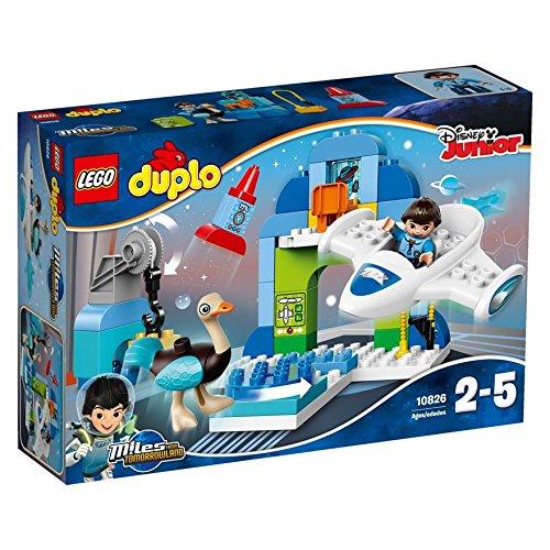 LEGO-Duplo-Miles-Stellosphere-Hangar-10826
