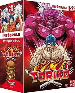 Toriko - Intégrale Saison 1 - 9 Dvd