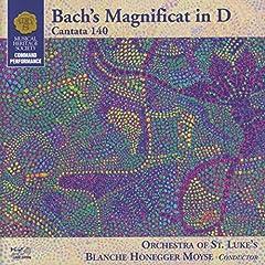 Magnificat In D Major, BWV 243, Sicut Locutus Est
