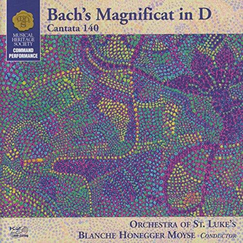 Wachete Auf, Ruft Uns Die Stimme, BWV 140, Aria (Soprano, Bass): Mein Freund Ist Mein
