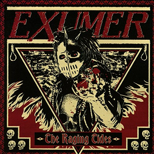 Exumer: The Raging Tides (Audio CD)
