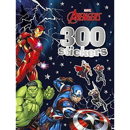 MARVEL - 300 stickers - Avengers