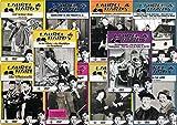 Laurel & Hardy - Collection 10 | In der Wüste | Hinter Schloß und Riegel | In Oxford | Gelächter in der Nacht | Rache süß | Auf hoher See | Als Matrosen u.a (10-DVD)