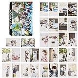 CAR-TOBBY Lot de 30 Cartes d'album Photo en Papier HD Motif BTS Bangtan Boys You...