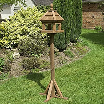 Lechlade Bird Table Garden Furniture from Gardenfunitureandplanters.co.uk
