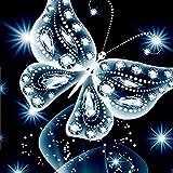 sunnymi 5D Diamant Stickerei Full Drill Phantom Schmetterlinge DIY Diamond Painting Dekoration