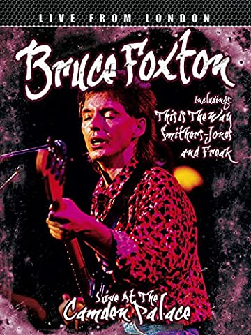 Bruce Foxton - Live From London